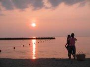 浜詰夕日ヶ浦海水浴場