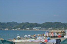 【2020年営業中止】多田良北浜海水浴場