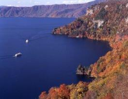 十和田湖・十和田大館樹海ライン沿線の紅葉