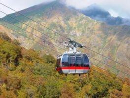 谷川岳天神平の紅葉