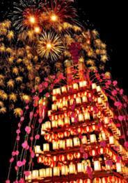 【2020年開催なし】寄居玉淀水天宮祭花火大会