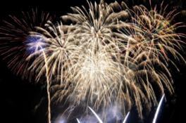【2020年開催なし】ハーベストの丘 夏の花火イベント