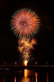 【2020年開催なし】第32回 秋田市夏まつり雄物川花火大会