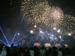 【2020年中止】かのや夏祭り納涼花火大会