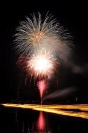【2020年開催なし】第69回本荘川まつり花火大会