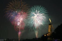 令和元年度 さいたま市花火大会 大和田公園会場