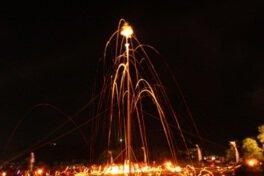 【2020年開催なし】第53回都井岬火まつり