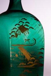 和ガラスの美-光のエレガンス