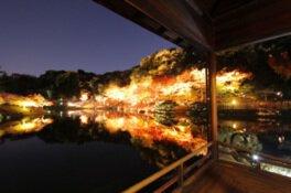 特別名勝 栗林公園の紅葉