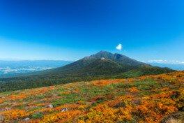 三ツ石山の紅葉