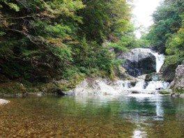 大滝公園の紅葉