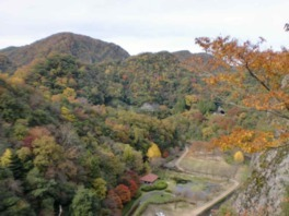断魚渓の紅葉