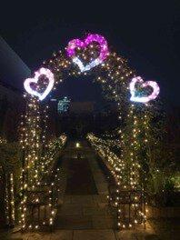 新宿マルイ本館 クリスマスイルミネーション