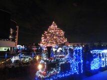 中山競馬場クリスマスイルミネーション Christmas Celebration