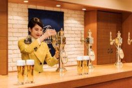 サントリー〈天然水のビール工場〉京都ブルワリー