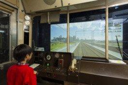 【臨時休館】電車とバスの博物館