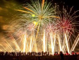 【2020年開催なし】2018みさとサマーフェスティバル花火大会