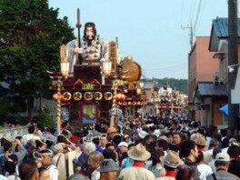 【2020年中止】佐原の大祭夏祭り(八坂神社祇園祭)