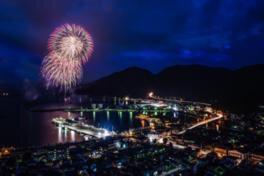 【2020年中止】油津港まつり2019花火大会
