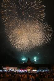 秩父川瀬祭花火大会