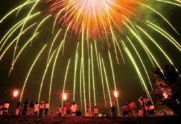 【2020年開催なし】第138回愛知川祇園納涼祭花火大会