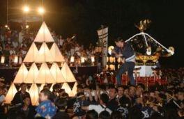 都城六月灯 おかげ祭り