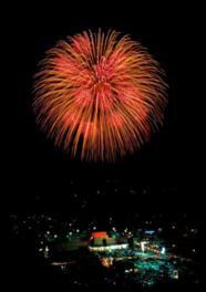 【2020年開催なし】第61回須崎まつり海上花火大会