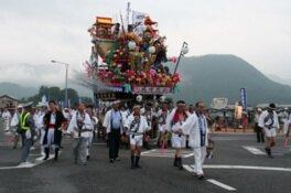 下旦祇園祭