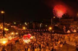 【2020年中止】柳井金魚ちょうちん祭り