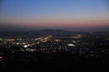 奈良若草山夜景観賞バス
