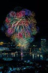 【2018年非開催】Fukuoka東区花火大会