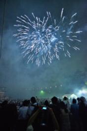 【2020年開催なし】第72回み霊祭り納涼盆踊り花火大会