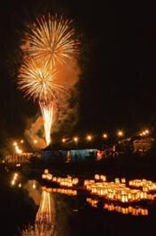 【2020年開催なし】第34回赤平川納涼花火大会