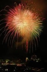 【2018年非開催】第60回 全国煙火競技大会兼第34回 長野県後継者花火コンテスト