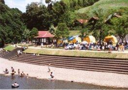 とうごう五色親水公園キャンプ場