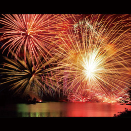 耶馬溪湖畔祭り2021