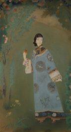 特別展「廣島晃甫回顧展-近代日本画のもう一つの可能性」