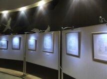 和歌の浦水墨画展