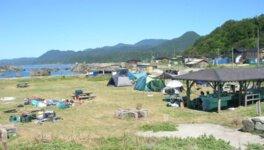 入崎キャンプ場
