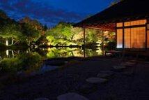 養浩館庭園 秋のライトアップ