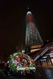 東京スカイツリータウン(R)ドリームクリスマス2017
