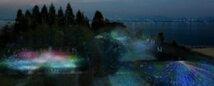 びわ湖大津館2017冬期ライトアップ「光せせらぐ冬の庭」