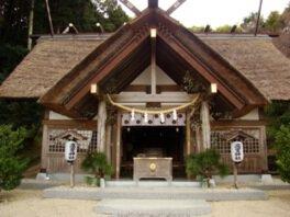 高家神社の桜