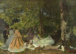 17世紀から20世紀にかけて描かれたフランス風景画を展示