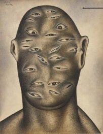 戦後美術の現在形 池田龍雄展-楕円幻想