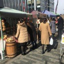 五条七本松手作り市 in ディリパ京都(5月)