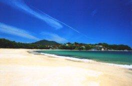 【2020年営業中止】小田の浜海水浴場
