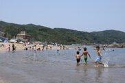 波津海水浴場