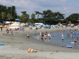 日間賀島東浜海水浴場(サンライズビーチ)
