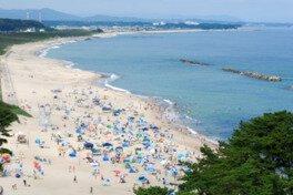 【2020年営業中止】伊師浜海水浴場